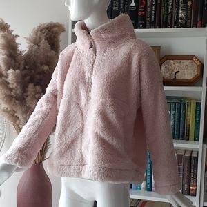 NWT Tommy Hilfiger teddy bear pink sweatshirt